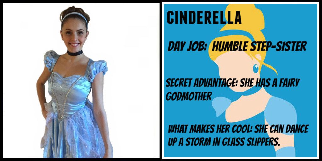 Cinderella Ashley